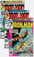 Modern Age (1980-Present):Superhero, Iron Man Box Lot (Marvel, 1980-2004) Condition: Average NM-....