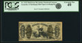 Fr. 1370 50¢ Third Issue Justice PCGS Extremely Fine 40