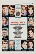 """Movie Posters:Drama, Airport & Other Lot (Universal, 1970). Folded, Very Fine-. OneSheets (4) (27"""" X 41""""). Drama.. ... (Total: 4 Items)"""
