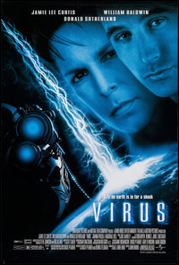 """Virus & Other Lot (Universal, 1999). One Sheets (2) (27"""" X 40"""") DS. Horror. ... (Total: 2 Items)"""