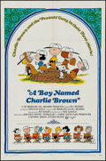 "Movie Posters:Animation, A Boy Named Charlie Brown (National General, 1969). One Sheet (27"" X 41""). Animation.. ..."