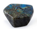 Lapidary Art:Carvings, Labradorite Free-Form. Madagascar. 4.79 x 2.08 x 3.44 inches(12.17 x 5.28 x 8.75 cm). ...