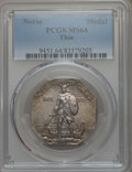 1925 Medal Norse, Thin Planchet, MS64 PCGS. PCGS Population: (181/72). NGC Census: (159/51). CDN: $330 Whsle. Bid for pr...