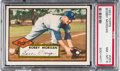 Baseball Cards:Singles (1950-1959), 1952 Topps Bobby Morgan #355 PSA NM-MT 8....