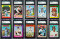 Baseball Cards:Sets, 1975 to 1980 Topps Baseball Set Run (6). ...