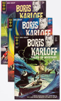 Silver Age (1956-1969):Horror, Boris Karloff Tales of Mystery Group of 15 (Gold Key, 1964-73) Condition: Average VF/NM.... (Total: 15 Comic Books)