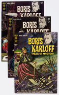 Silver Age (1956-1969):Horror, Boris Karloff Tales of Mystery Group of 32 (Gold Key, 1963-75)Condition: Average FN.... (Total: 32 Comic Books)