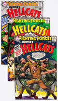 Bronze Age (1970-1979):War, Our Fighting Forces Group of 6 (DC, 1967-69) Condition: Average VF/NM.... (Total: 6 Comic Books)