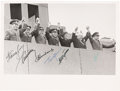 Explorers:Space Exploration, Soviet Vostok Cosmonauts: Photo Signed by the First Six inSpace....
