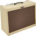 Musical Instruments:Amplifiers, PA, & Effects, Circa 1999 Fender Blues Deluxe Tweed Guitar Amplifier, Serial #B363230....