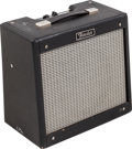 Musical Instruments:Amplifiers, PA, & Effects, Circa 1990s Fender Pro Junior Black Guitar Amplifier, Serial #B017990....