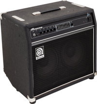 Circa 1990s Ampeg B-3 Black Bass Guitar Amplifier, Serial #ATJ0L20077
