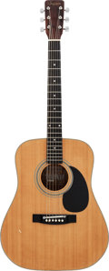 Musical Instruments:Acoustic Guitars, Segovia SJ-91 Natural Acoustic Guitar....