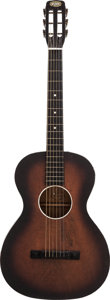 Musical Instruments:Acoustic Guitars, Circa 1950s Oahu Squareneck Sunburst Acoustic Guitar....