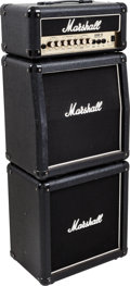 Musical Instruments:Amplifiers, PA, & Effects, Circa 1999 Marshall Lead 15 Black Guitar Amplifier, Serial #1999 36-0956....