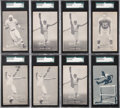 "Olympic Cards:General, 1948 & 1949 Exhibits ""Sports Champions"" Collection (114). ..."