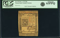 Colonial Notes:Pennsylvania, Pennsylvania October 1, 1773 50 Shillings Fr. PA-170. PCGS ChoiceNew 63PPQ.. ...