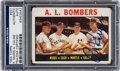 Autographs:Sports Cards, Signed 1964 Topps A. L. Bombers #331 PSA/DNA Authentic - Signed ByKaline & Maris. ...