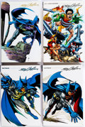Memorabilia:Comic-Related, Neal Adams Related Hardcover Books Group of 6 (Various Publishers, 2000s).... (Total: 6 Comic Books)