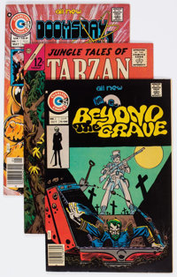 Charlton Silver and Bronze Age Comics Group of 25 (Charlton, 1960s-70s) Condition: Average FN/VF.... (Total: 25 Comic Bo...
