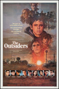 "Movie Posters:Crime, The Outsiders (Warner Brothers, 1982). One Sheet (27"" X 41"") StyleB. Crime.. ..."