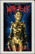"Movie Posters:Science Fiction, Metropolis (PSO, R-1984). One Sheet (27"" X 41""). Science Fiction.. ..."