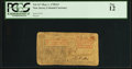 Colonial Notes:New Jersey, New Jersey May 1, 1758 £3 PCGS Fine 12.. ...
