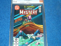 House of Mystery #307 (DC, 1982) CGC NM 9.4 White pages