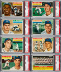Baseball Cards:Lots, 1956 Topps Baseball Collection (450+). ...