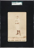 Baseball Cards:Singles (Pre-1930), 1888-89 N173 Old Judge Cabinet New York Mascot (Willie Breslin) SGCAuthentic. ...
