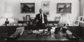 Photographs:Gelatin Silver, Arnold Newman (American, 1918-2006). Lord Lew Grade, London, 1978. Gelatin silver, printed later . 6-5/8 x 13 inches (16...