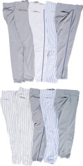 Baseball Collectibles:Uniforms, 1991-2008 Gary Carter Game Worn Pants from The Gary Carter Collection....