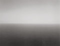 Photographs:Contemporary, Hiroshi Sugimoto (Japanese, b. 1948). Sea of Japan, Oki andAtlantic Ocean, Cliffs of Moher (two works), 1987; 1989...(Total: 2 Items)