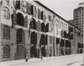 Photographs:Gelatin Silver, Berenice Abbott (American, 1898-1991). Warehouse, Water and Dock Streets, May 22, 1936. Gelatin silver, printed later. 1...