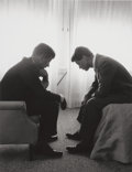 Henry G. (Hank) Walker (American, 1922-1996) John F. Kennedy and Robert F. Kennedy at the Democratic Convention
