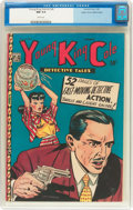 Golden Age (1938-1955):Crime, Young King Cole V3#6 Mile High Pedigree (Novelty Press, 1948) CGC NM 9.4 White pages....