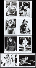 "Movie Posters:Action, Superman III (Warner Brothers, 1983). Presskit (9"" X 12"") withPhotos (26) (8"" X 10""). Action.. ..."
