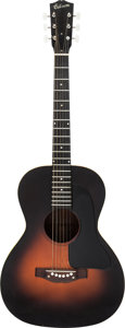 Musical Instruments:Acoustic Guitars, Circa 1930-1940s Gibson L-0 Sunburst Acoustic Guitar....
