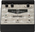 Musical Instruments:Amplifiers, PA, & Effects, Hughes & Kettner Rotosphere Chrome Effect Pedal, #70030756....