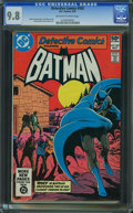 Modern Age (1980-Present):Superhero, Detective Comics #502 (DC, 1981) CGC NM/MT 9.8 Off-white to white pages.