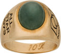 Baseball Collectibles:Others, 1973 Major League Baseball All-Star Game Ring.. ...