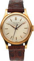 Timepieces:Wristwatch, Patek Philippe Calatrava Ref. 2508 Fine 18K Gold Wristwatch. ...