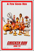 """Movie Posters:Animation, Chicken Run & Others Lot (DreamWorks, 2000). One Sheets (6) (27"""" X 40"""") DS Advance and Regular Styles. Animation.. ... (Total: 6 Items)"""