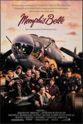 """Movie Posters:War, Memphis Belle & Others Lot (Warner Brothers, 1990). One Sheets(4) (27"""" X 40"""") DS. War.. ... (Total: 4 Items)"""
