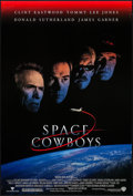"Movie Posters:Adventure, Space Cowboys (Warner Brothers, 2000). One Sheets (2) (27"" X 40"")DS Regular and Advance. Adventure.. ... (Total: 2 Items)"