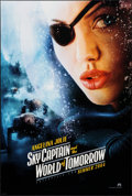"Movie Posters:Science Fiction, Sky Captain and the World of Tomorrow (Paramount, 2004). One Sheets(4) (27"" X 40"") DS Advance 4 Styles. Science Fiction.. ... (Total:4 Items)"