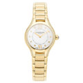 Estate Jewelry:Watches, Raymond Weil Lady's Diamond, Stainless Steel Watch. ...