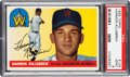 Baseball Cards:Singles (1950-1959), 1955 Topps Harmon Killebrew Rookie #124 PSA Mint 9....