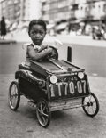 Photographs:Gelatin Silver, Fred Stein (German, 1909-1967). Harlem, New York, 1947.Gelatin silver, printed later. 13-1/4 x 10-1/2 inches (33.7 x 26...