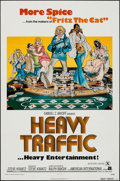 "Movie Posters:Animation, Heavy Traffic (American International, 1973). One Sheet (27"" X 41""). Animation.. ..."